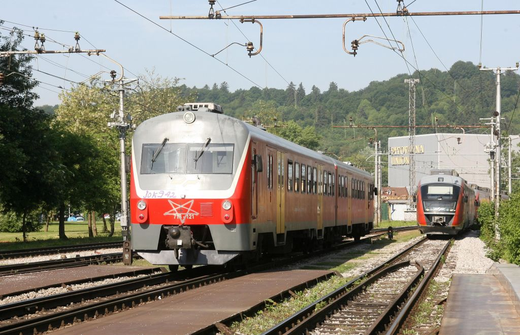 Ljubljana: vlak do smrti povozil občana
