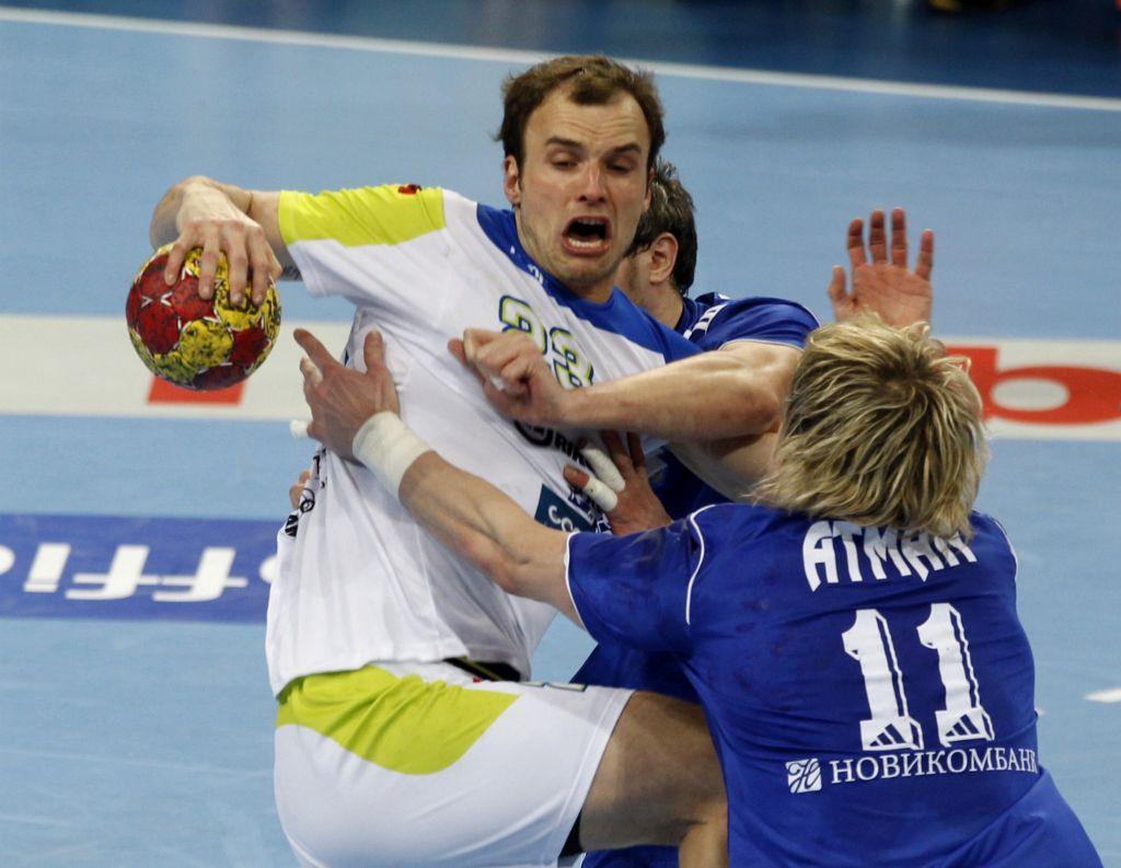 Zorman s Kielcami prvak Evrope
