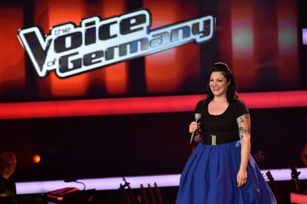 VIDEO: Maja v nemškem šovu pometa s konkurenco