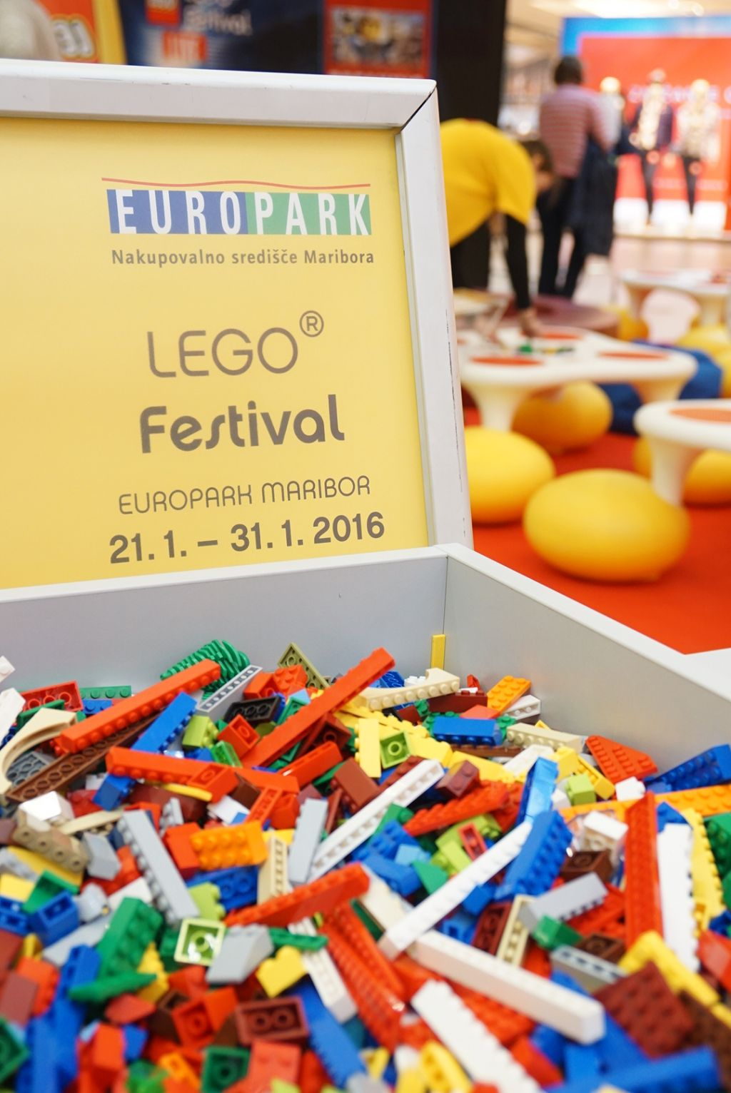 FOTO: Največji lego festival v Sloveniji
