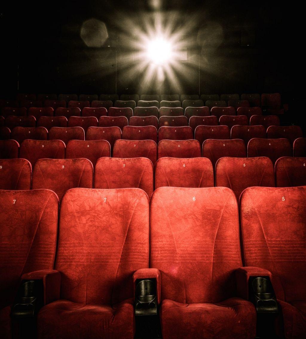 FOTO: Šok v dvorani največjega slovenskega kina