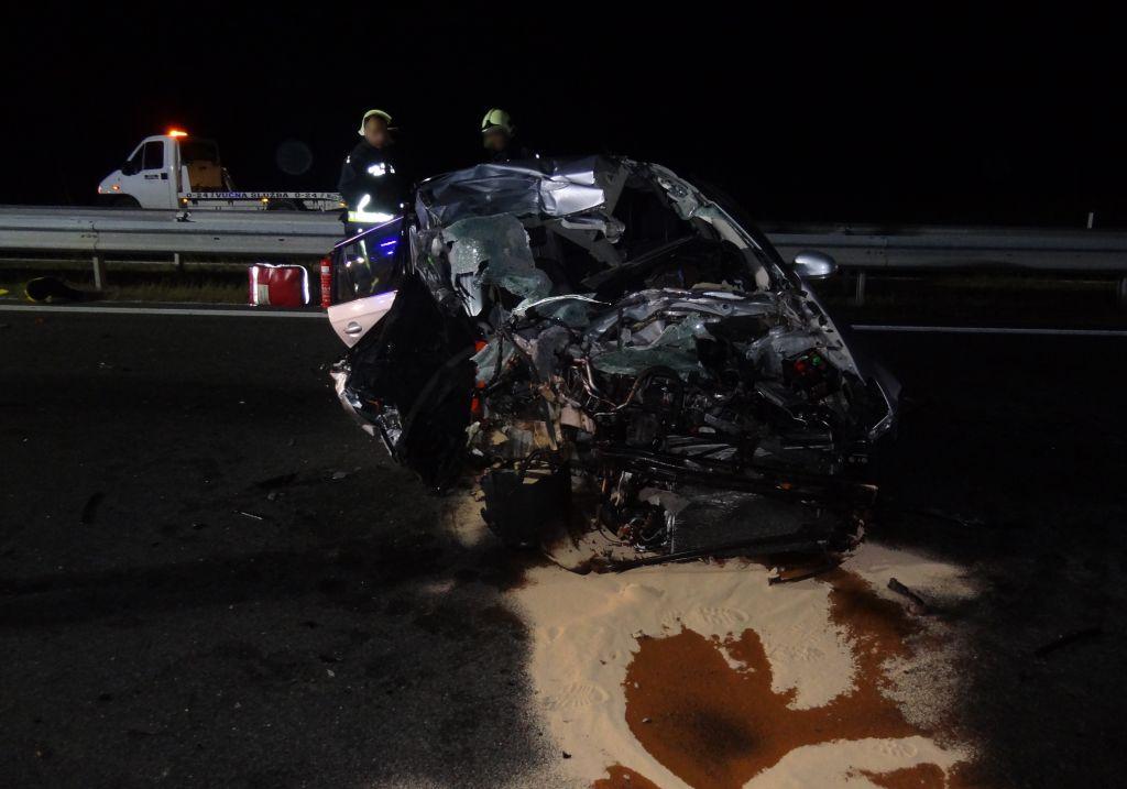 FOTO: Nove podrobnosti o hudi nesreči: pijan je vozil otroka