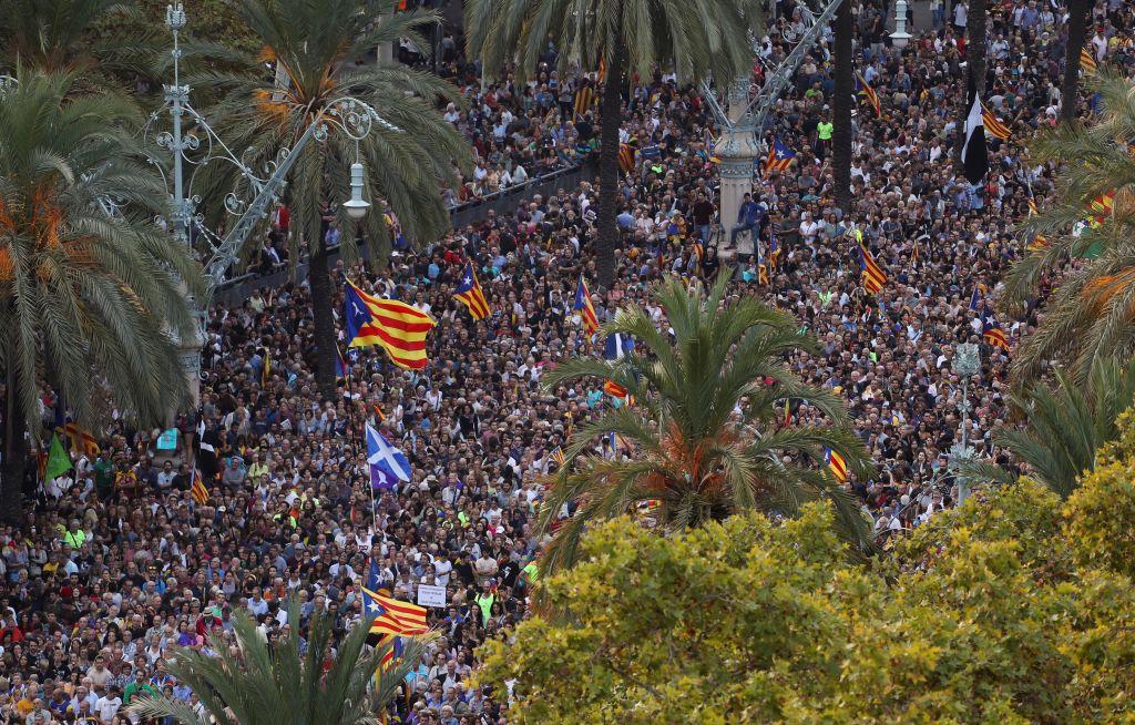 »Želim slediti volji ljudi, da Katalonija postane neodvisna država«