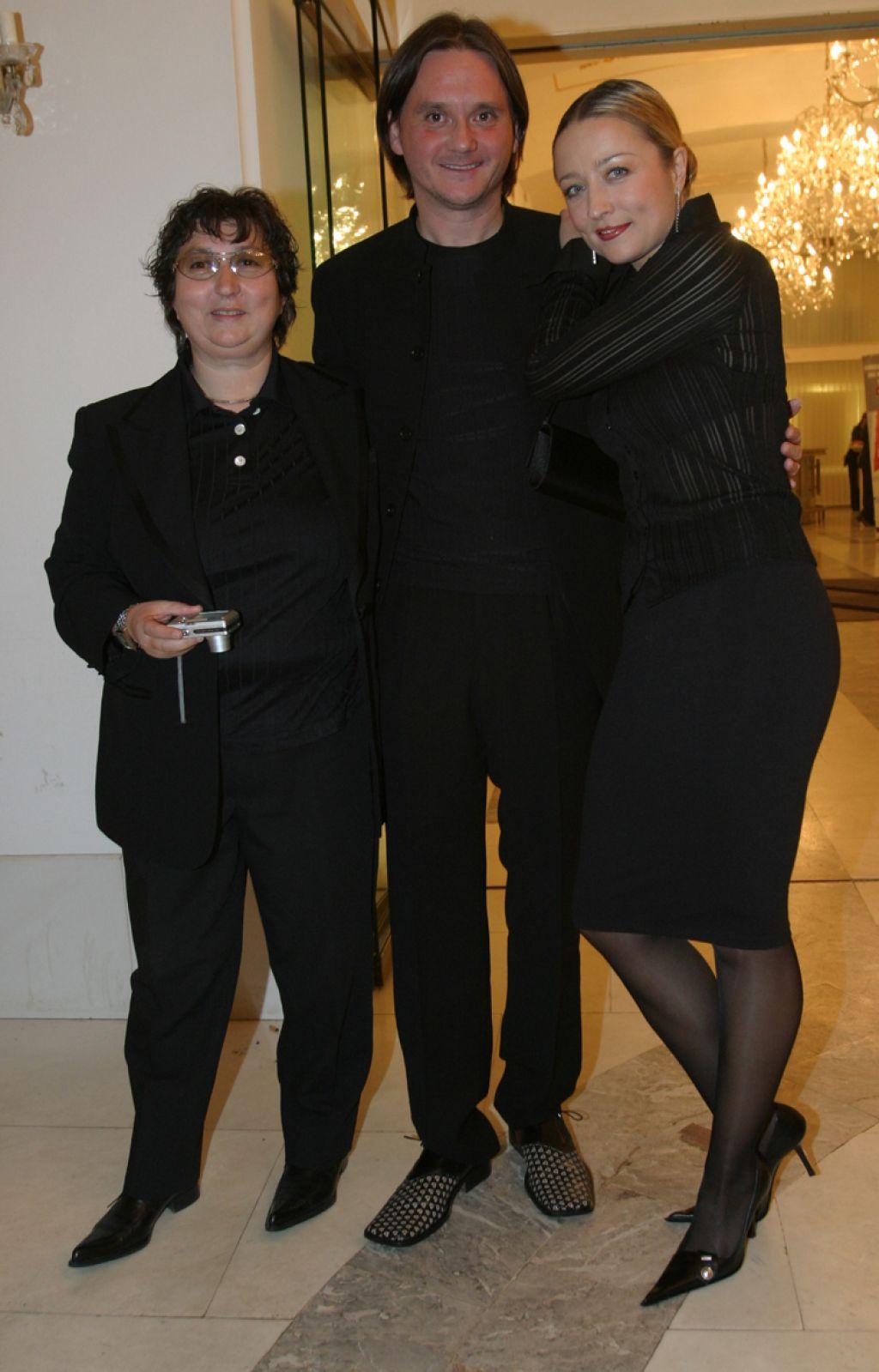 Ljubezen počila: Nataša Barbara in Brane imata mlajše