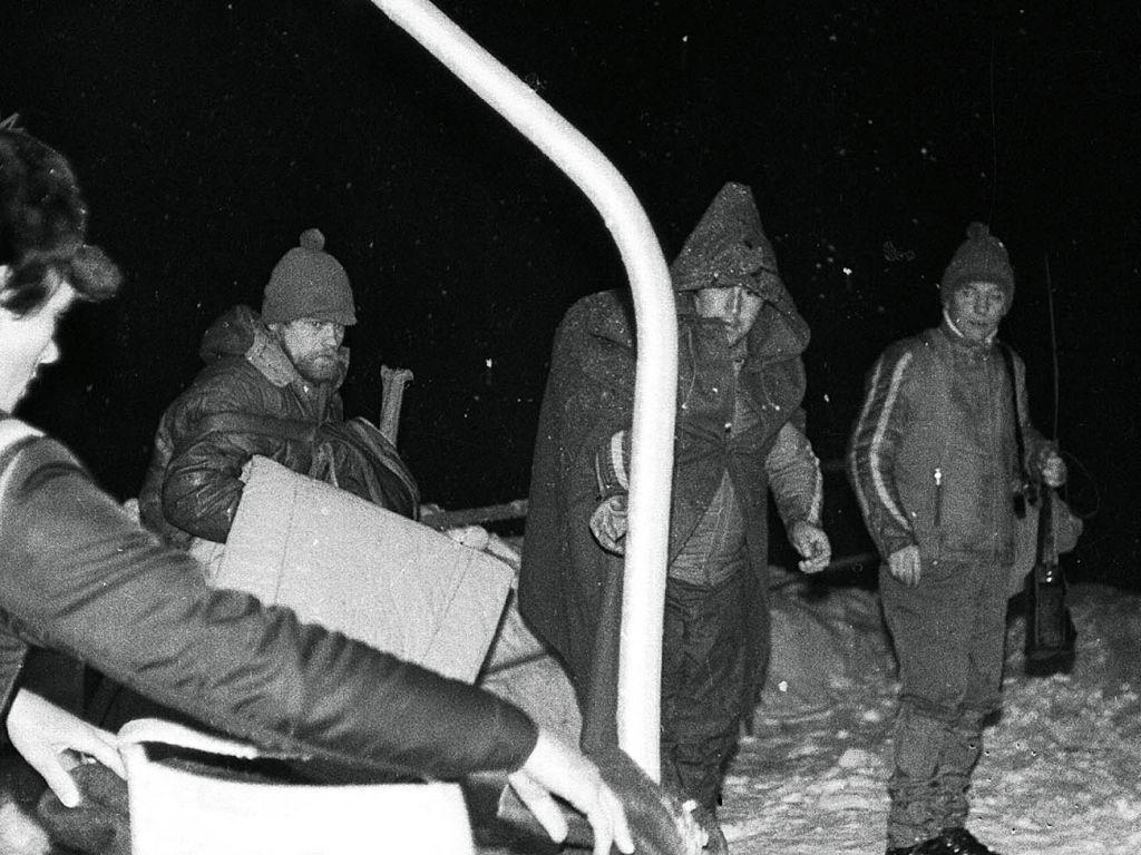 Na Zelenici so plazovi v 73 letih ubili 20 ljudi