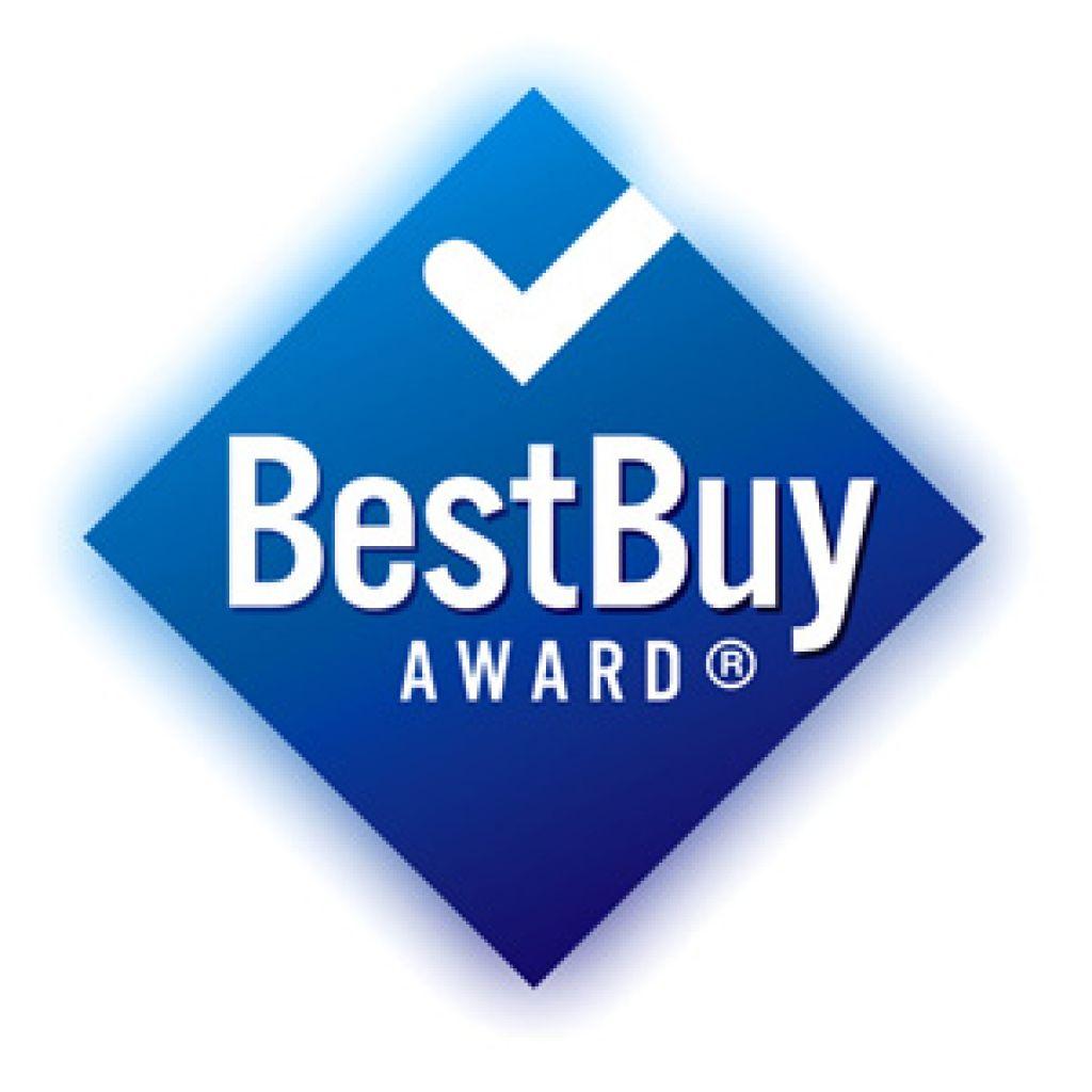 Slovenske novice: Best Buy Award