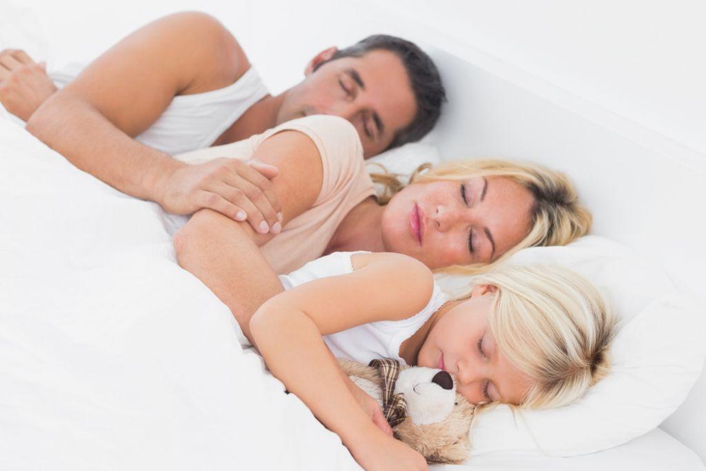 Ko spimo, imajo možgani veliko čiščenje