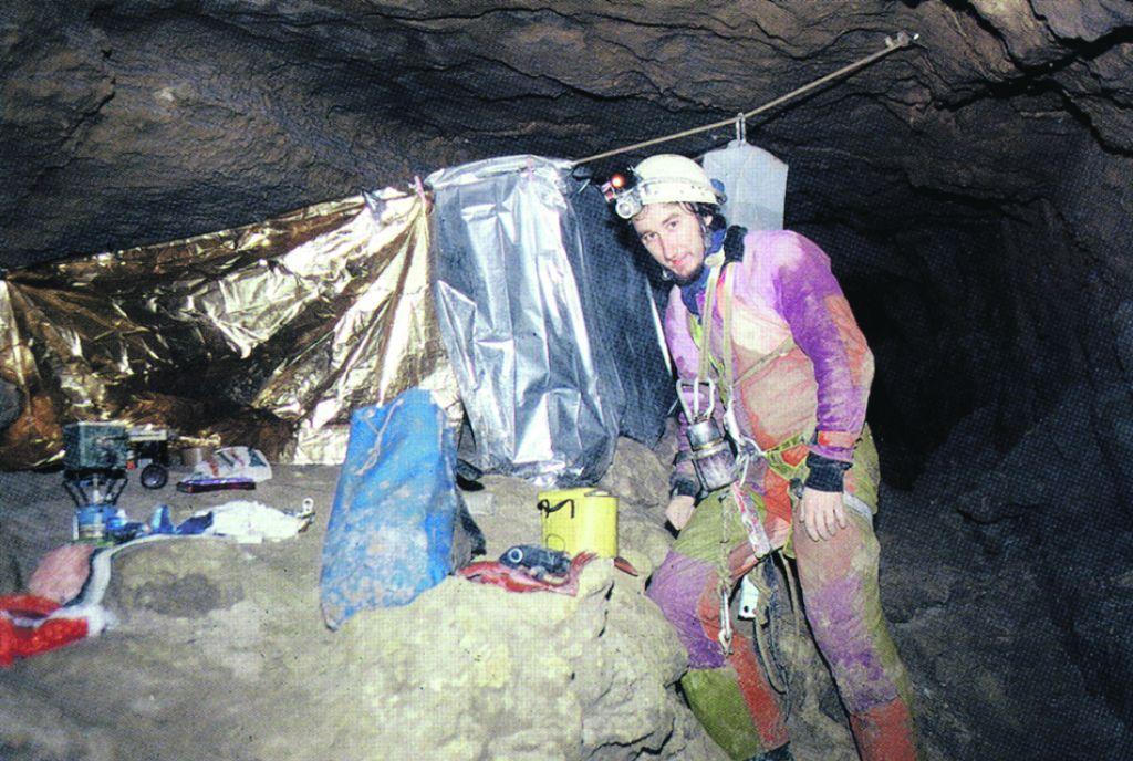 Pol stoletja globin Kaninskih podov