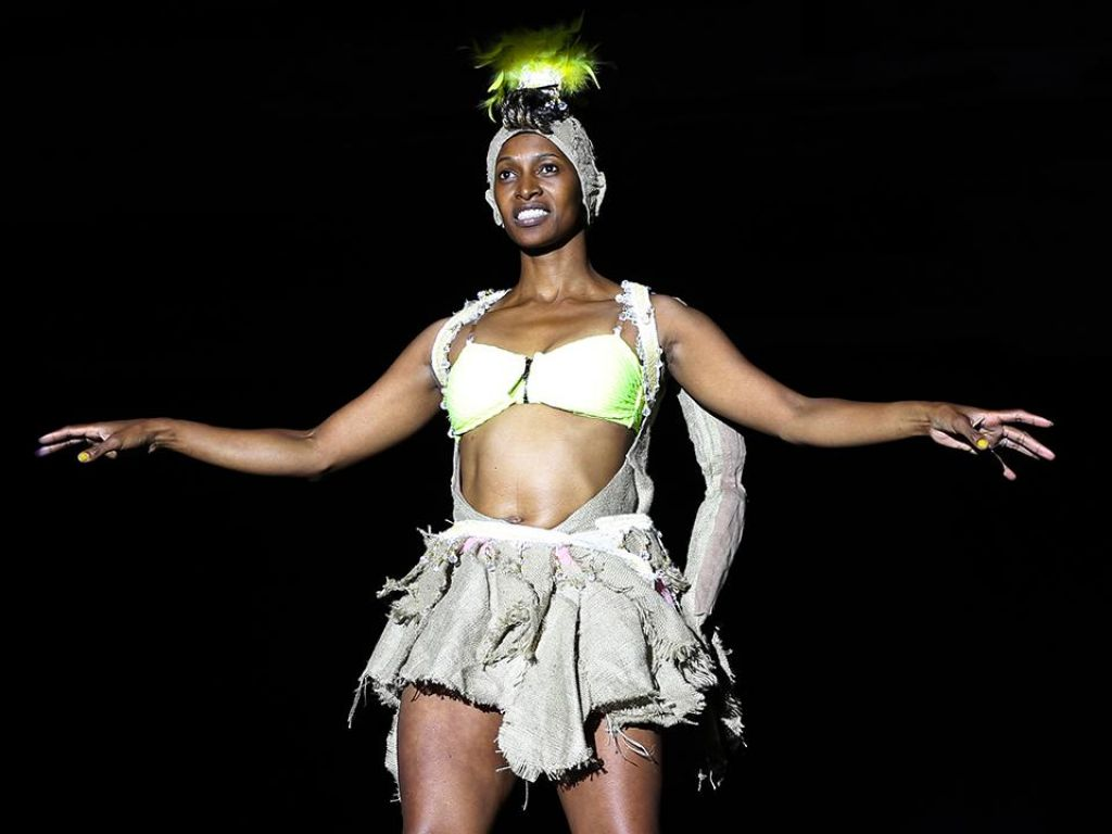 Afrika na festivalu Exodos