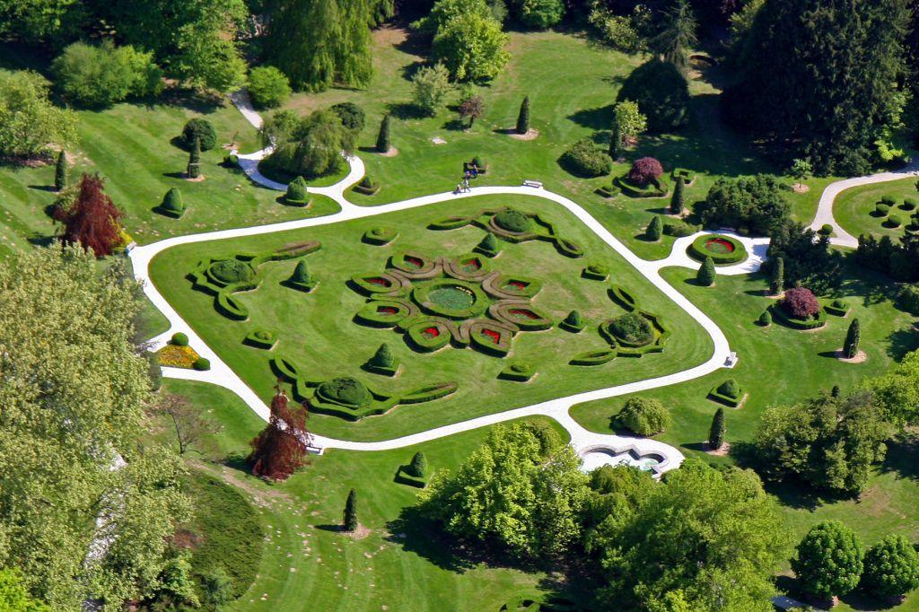 Vrtovi Slovenije