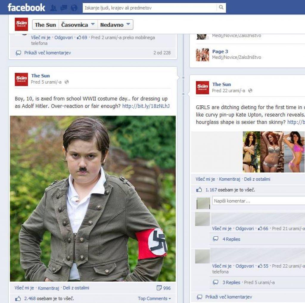 10-letnega Hitlerja izključili iz šole